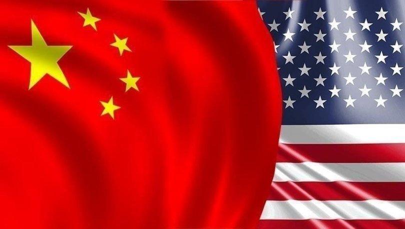 Çin, ABD'nin finansal yaptırımları genişletme kararına tepki gösterdi