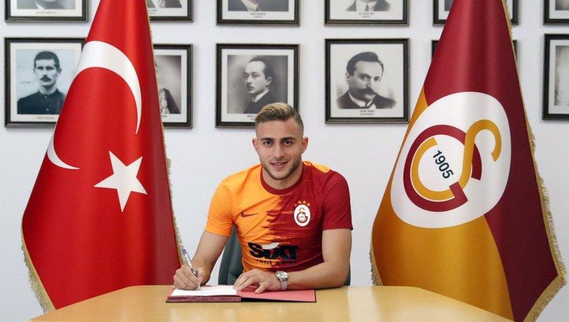 Son dakika haberi Galatasaray transferi resmen açıkladı