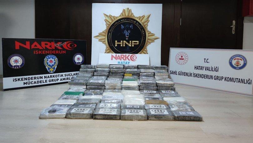Zehir tacirlerine darbe! 176 kilo kokain ele geçirildi - Haberler