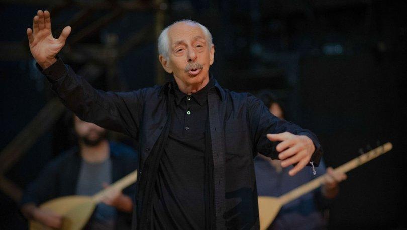 Genco Erkal'dan 'Şahdamarım' KüçükÇiftlik Bahçe Tiyatrosu'nda