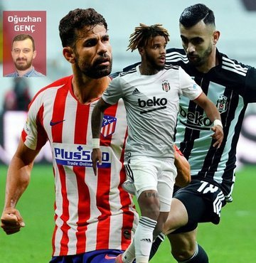 Beşiktaş yönetimi Rachid Ghezzal ile anlaşmaya varırken transferin Leicester ayağının da 3-4 milyon Euro