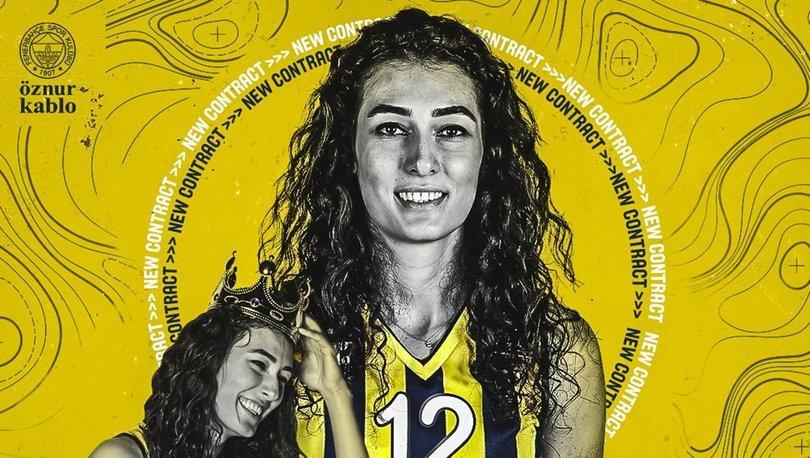 Fenerbahçe Öznur Kablo'da 5 basketbolcunun sözleşmesi yenilendi