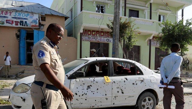 Somali'de polis konvoyuna bombalı saldırı: 5 kişi hayatını kaybetti