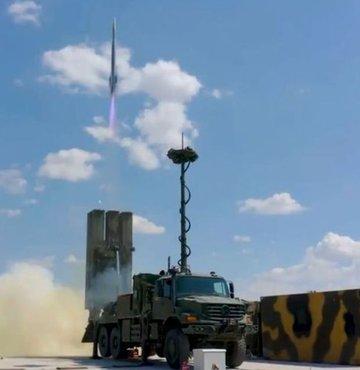 Milli Savunma Bakanlığı, Orta İrtifa Hava Savunma Füze Sistemi