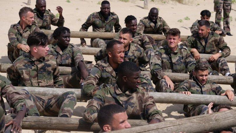 Fransa ekibi Angers'a komando eğitimi!