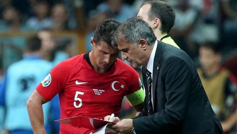 Şenol Güneş'in yeni yardımcısı Emre Belözoğlu oldu