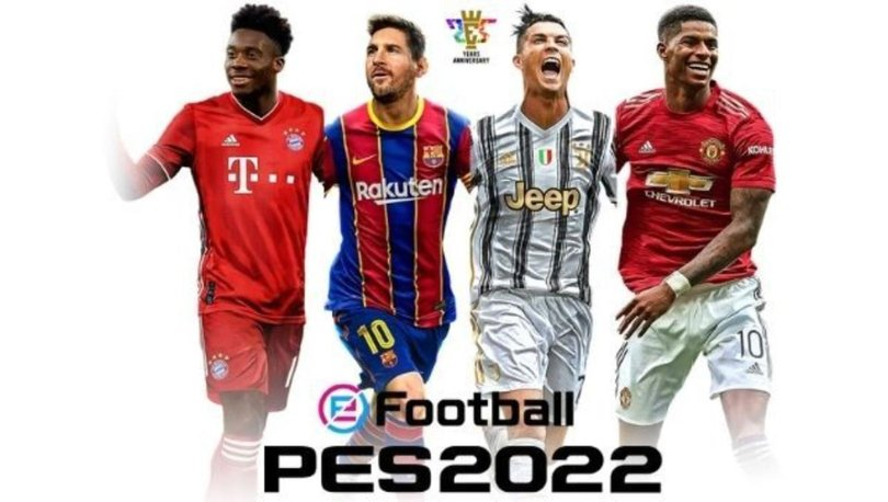 PES 2022 ne zaman çıkacak?