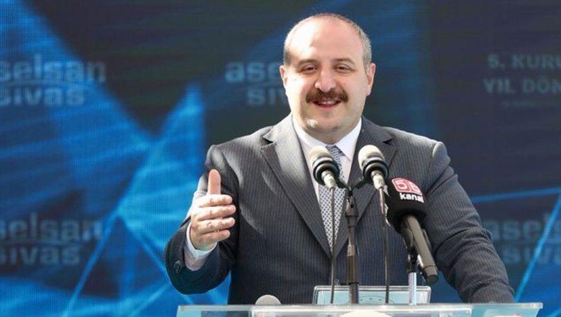 Sanayi ve Teknoloji Bakanı Varank, ASELSAN Sivas'ın 5. Kuruluş Yıl Dönümü Programı'nda konuştu