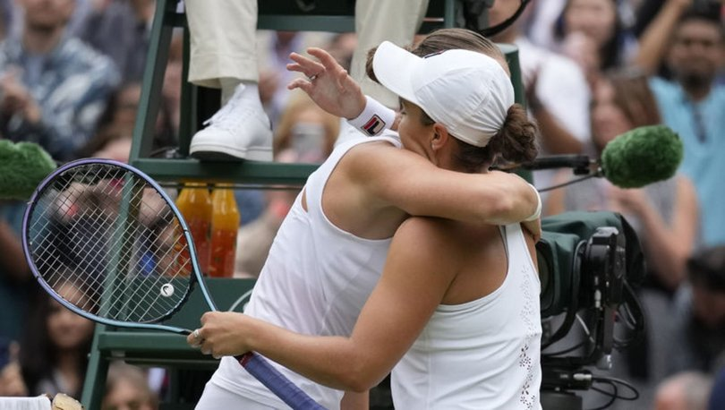 Wimbledon tek kadınlar şampiyonu kim oldu?
