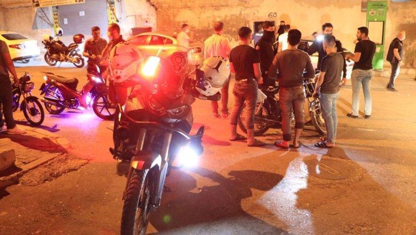 Şanlıurfa'da 312 polisle asayiş uygulaması: 25 gözaltı