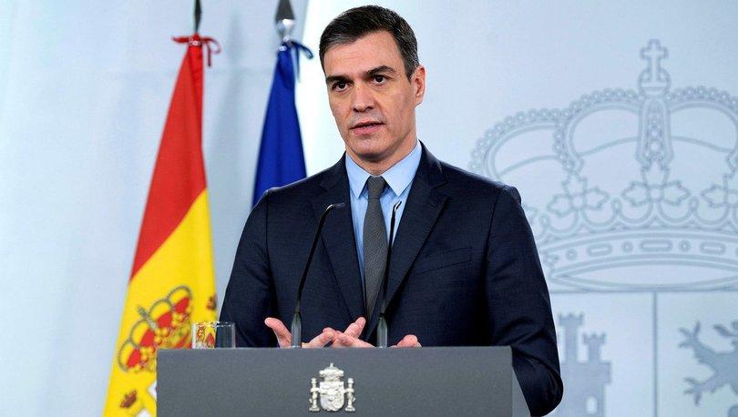 İspanya'da 7 pozisyonda kabine değişikliği yapıldı