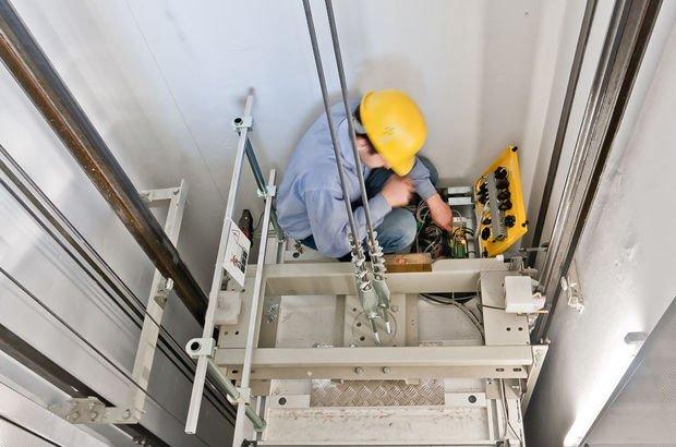 Asansör yetkili servislerine düzenleme