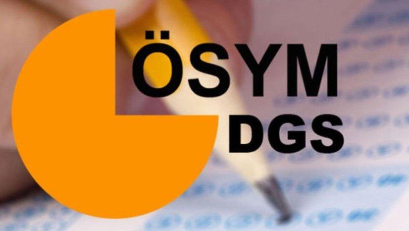 2021 DGS sınavında kalem, silgi verilecek mi? DGS sınavına giriş için gerekli belgeler