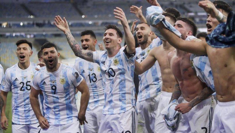 SON DAKİKA: Brezilya'yı deviren Messi'li Arjantin, Copa America şampiyonu oldu!