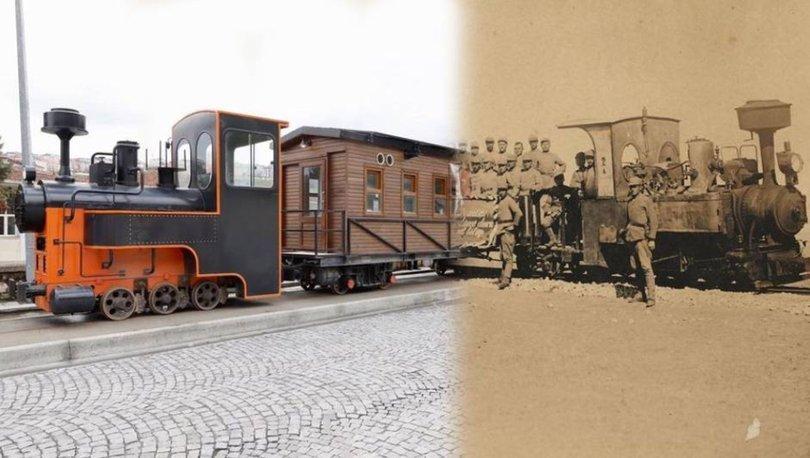 SON DAKİKA: İstanbul'un tarihi hattında yeni gelişme - FOTO HABER