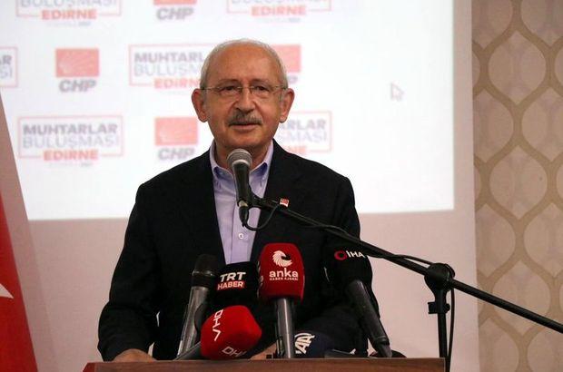 Kılıçdaroğlu'ndan cumhurbaşkanlığı mesajı