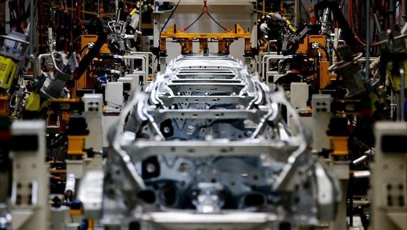 Otomotiv üretimi ilk yarıda