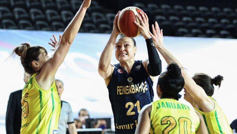 Fenerbahçe Öznur Kablo, Kayla McBride'ın sözleşmesini uzattı