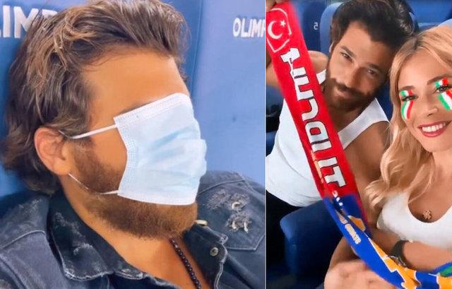 Diletta Leotta ile Can Yaman'ın şampiyonluk coşkusu - Magazin haberleri