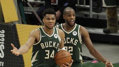 Bucks, durumu 2-1 yaptı