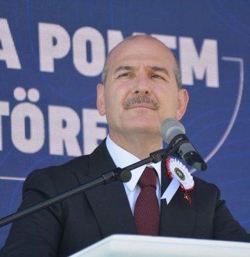 """İçişleri Bakanı Soylu: """"15 Temmuz sonrasında FETÖ"""