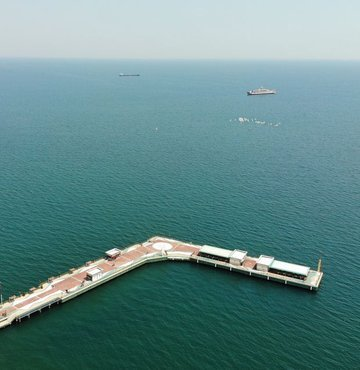 Çevre ve Şehircilik Bakanı Kurum, Marmara Denizi