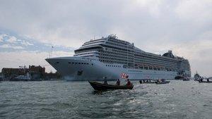 UNESCO'nun ültimatomu sonrası Venedik'te büyük gemiler yasaklandı