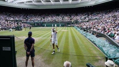 Wimbledon'da iki maçta şike şüphesi!