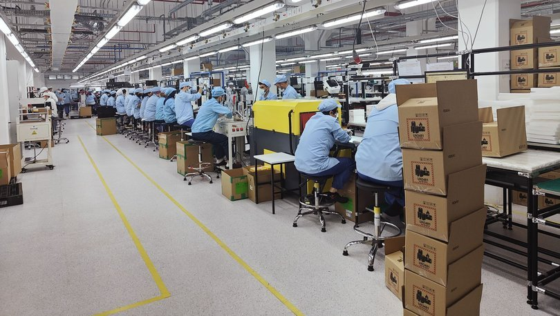 Oppo Türkiye'deki fabrika ile global üretim kapasitesini artırdı - Haberler