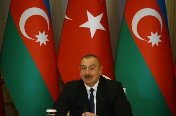 Aliyev'den 15 Temmuz mesajı