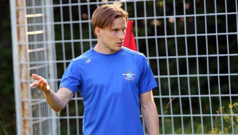 Adana Demirspor'un sağ beki Svensson: