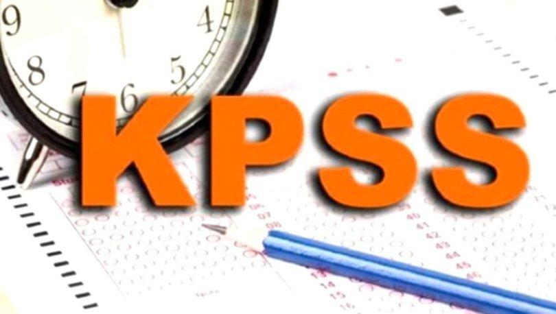 2021 KPSS sınav giriş yerleri belli oldu mu? 2021 KPSS (Lisans, ÖABT, Alan Bilgisi) ne zaman?