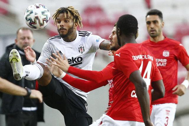 Beşiktaş'tan son dakika transfer haberleri: Rosier, Teixeira, Ghezzal, Diego Costa ve Luuk de Jong