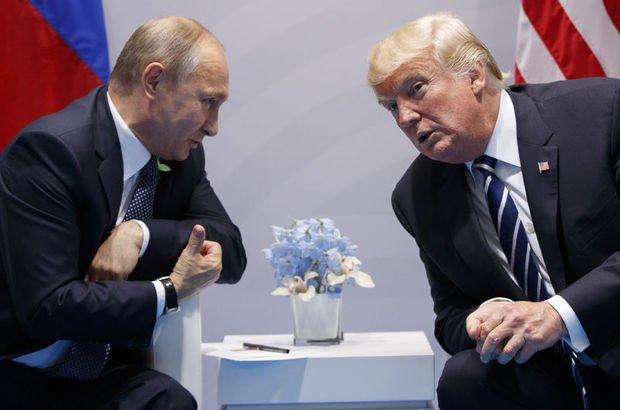 Kremlin'in gizli Trump dosyası sızdı!