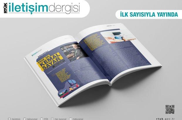 RTÜK İletişim Dergisi yayın hayatına başladı