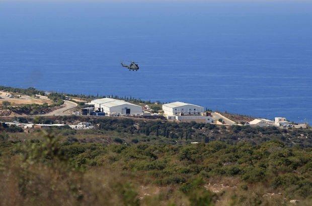 İsrail ordusuna ait bir İHA Lübnan topraklarına düştü