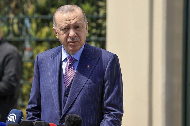 Cumhurbaşkanı Erdoğan'dan KKTC mesajı