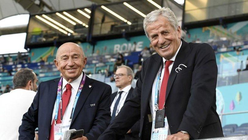 Nihat Özdemir ve Servet Yardımcı, UEFA'nın kararlarını değerlendirdi