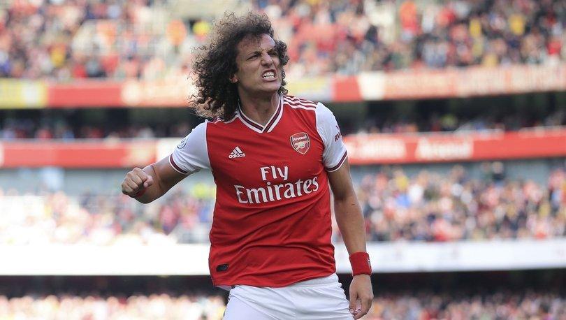 Adana Demirspor'a bir dünya yıldızı daha: David Luiz