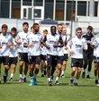 Beşiktaş, yeni sezon hazırlıklarına bu sabah yaptığı antrenmanla devam etti