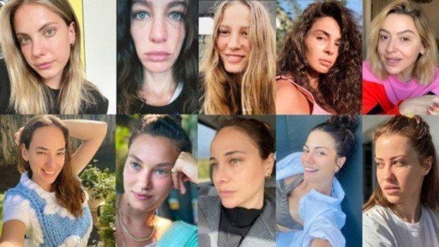 Alina Boz'dan makyajsız paylaşım - Magazin haberleri