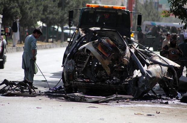Afganistan'da bombalı saldırı:5 sivil hayatını kaybetti