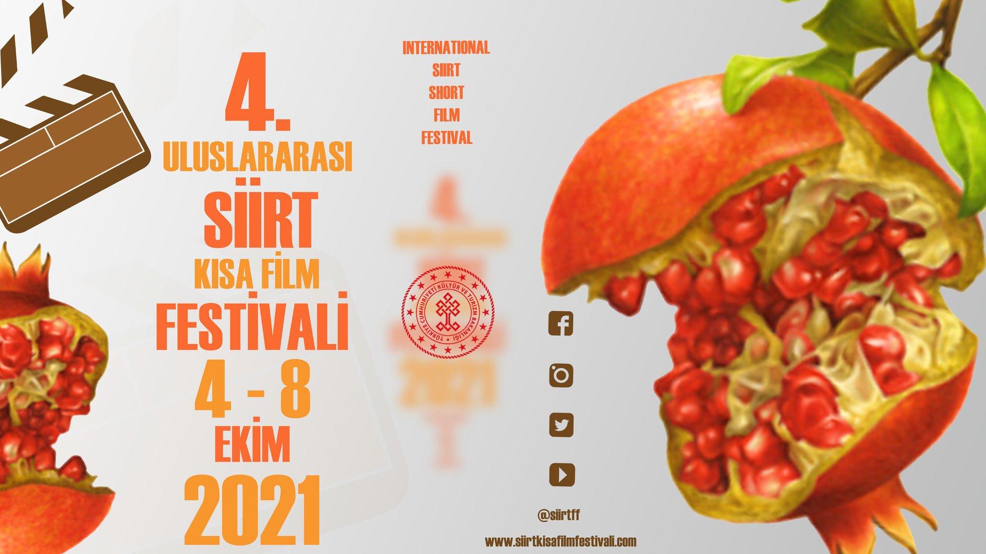Siirt Uluslararası Kısa Film Festivali'nin ana jüri üyeleri belli oldu