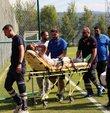 Yeni Malatyaspor Kulübü, yeni sezon öncesi Bolu kampında Gaziantep ile oynanan hazırlık maçında sakatlanan Nuri Fatih Aydın
