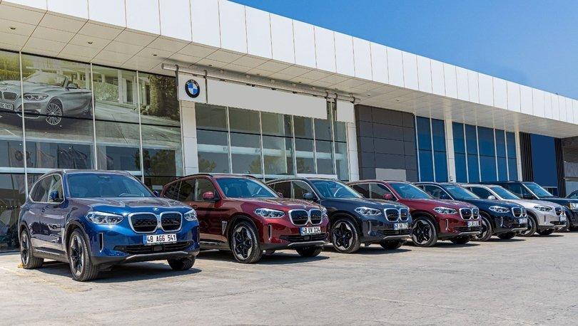 Enterprise'tan 75 adet BMW iX3 yatırımı