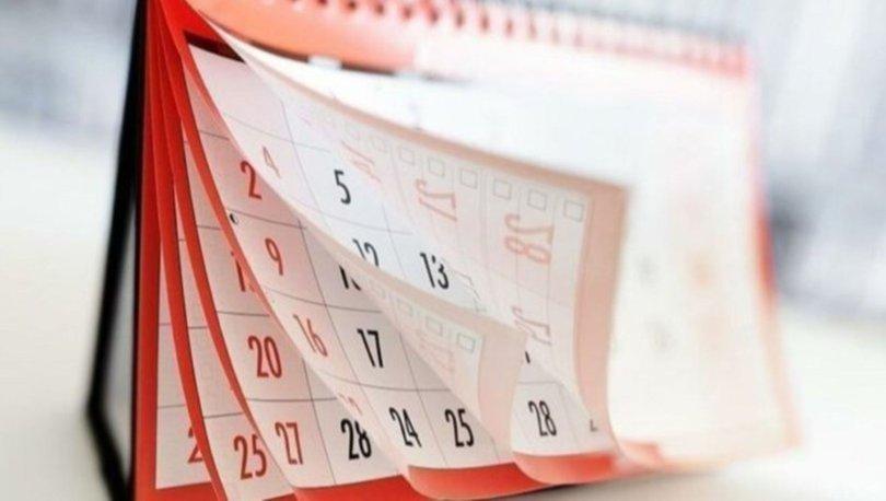 Bugün (Arefe günü) resmi tatil mi? 19 Temmuz tatil mi, kamuda ve özel sektörde mesai var mı?