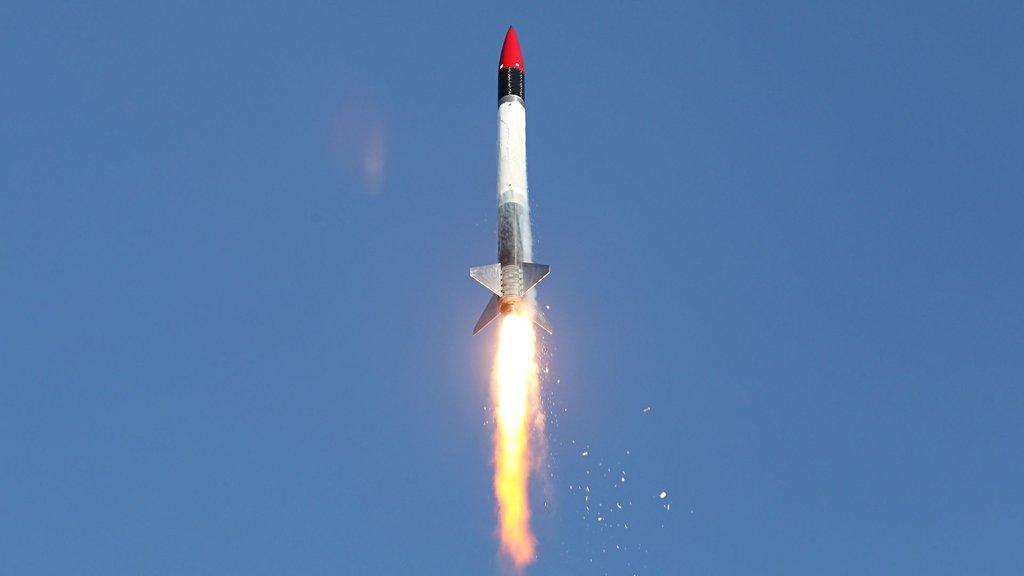 Sonda Roket Sistemi başarıyla test edildi