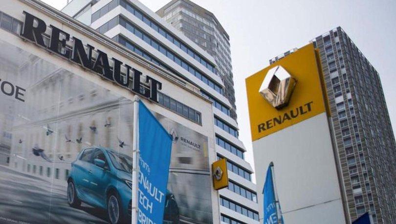 Renault ilk yarıda satışlarını yüzde 19 artırdı