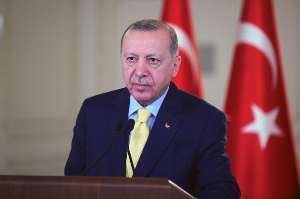 Cumhurbaşkanı Erdoğan müjdeyi açıklayacak