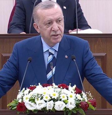 Cumhurbaşkanı Erdoğan, Kıbrıs Barış Harekatı
